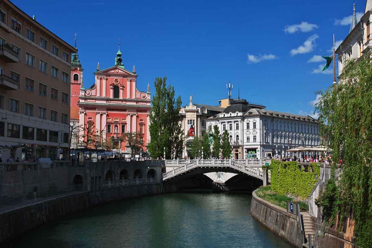 Hotel Špica Laško - odkrijte Slovenijo - slovenska mesta, Ljubljana