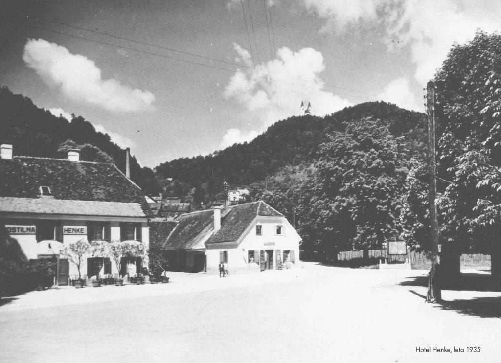 Hotel Špica Laško - zgodovina