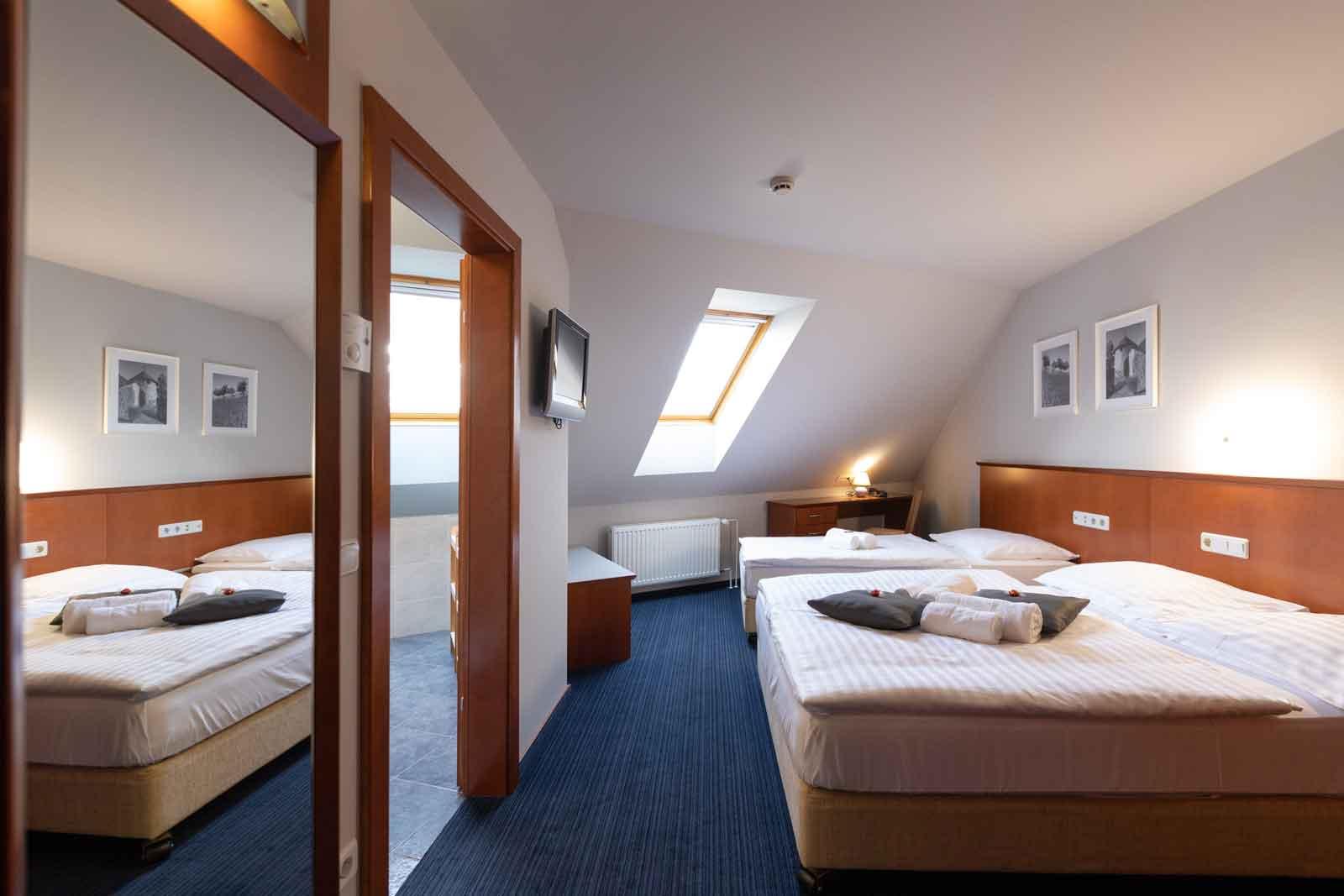 Hotel Špica Laško - soba Marjetica