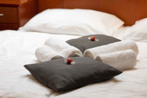 Hotel Špica Laško - udobna namestitev v dvoposteljnih hotelskih sobah