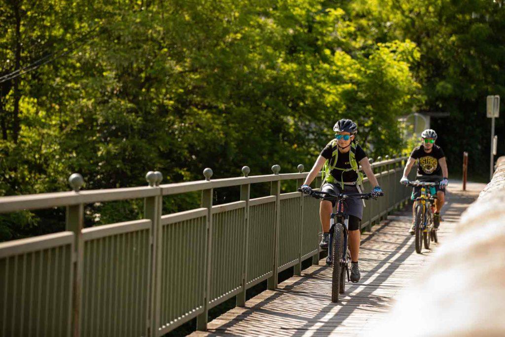 Hotel Špica Laško - kolesarjenje v Laškem