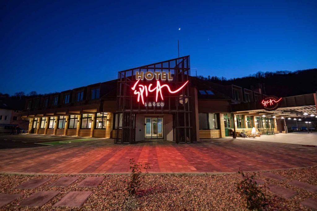 Hotel Špica Laško - hišni red