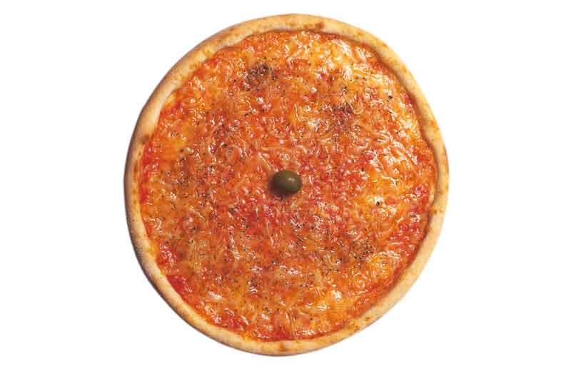 Margerita pizza - Hotel Špica Laško