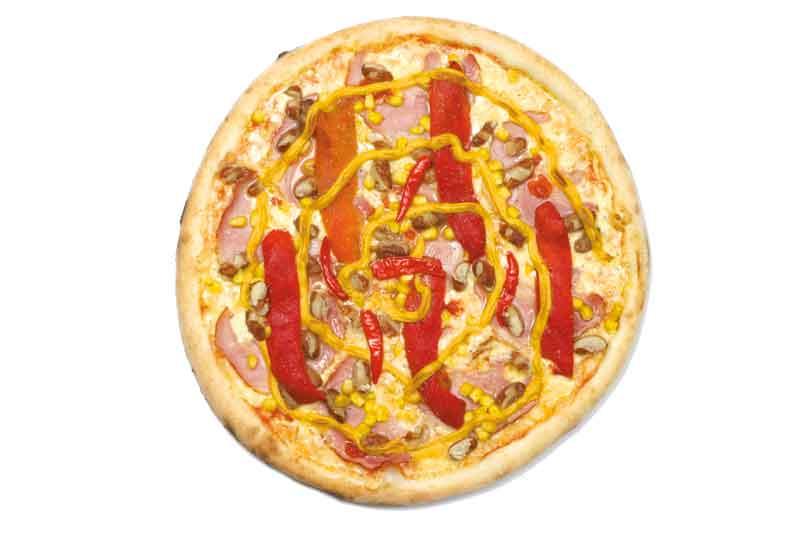 Mexicana pizza - Hotel Špica Laško