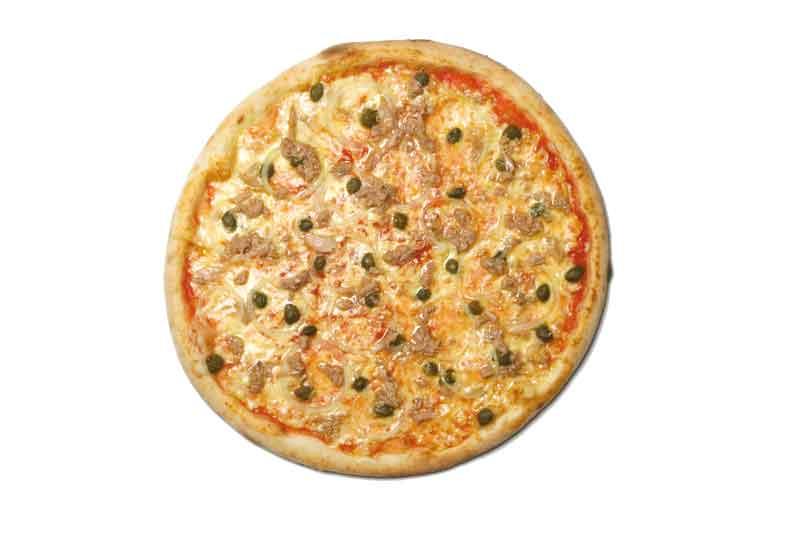 Tuna pizza - Hotel Špica Laško