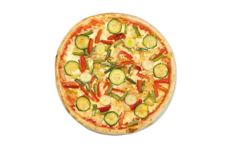Zelenjavna pizza - Hotel Špica Laško